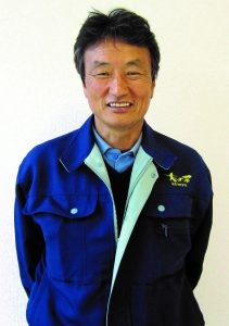 木の屋ホールディングス 代表取締役社長 木村長努
